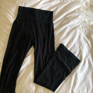 American Apparel Black Yoga Pants
